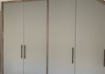Grey Fitted Wardrobes